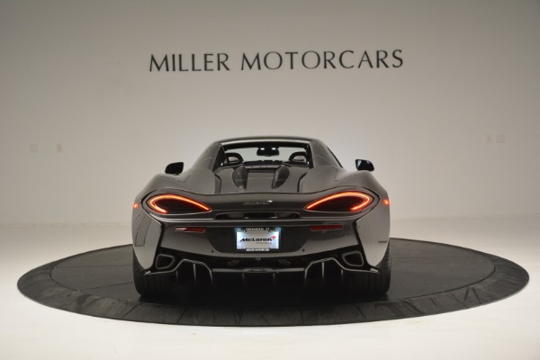 Used 2019 McLaren 570S Spider Convertible for sale $189,990 at Pagani of Greenwich in Greenwich CT 06830 18