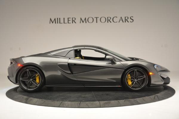 Used 2019 McLaren 570S Spider Convertible for sale $189,990 at Pagani of Greenwich in Greenwich CT 06830 20