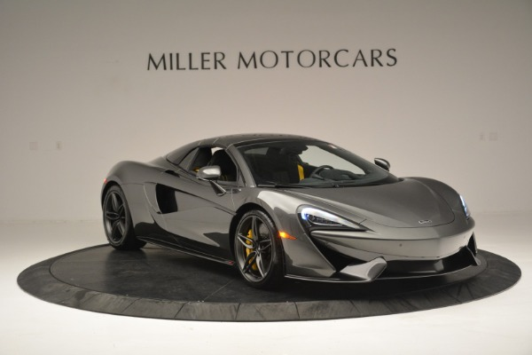 Used 2019 McLaren 570S Spider Convertible for sale $189,990 at Pagani of Greenwich in Greenwich CT 06830 21