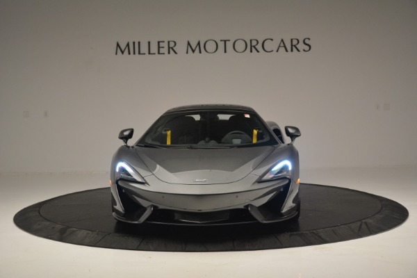 Used 2019 McLaren 570S Spider Convertible for sale $189,990 at Pagani of Greenwich in Greenwich CT 06830 22