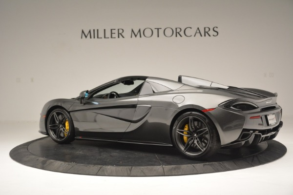 Used 2019 McLaren 570S Spider Convertible for sale $189,990 at Pagani of Greenwich in Greenwich CT 06830 4