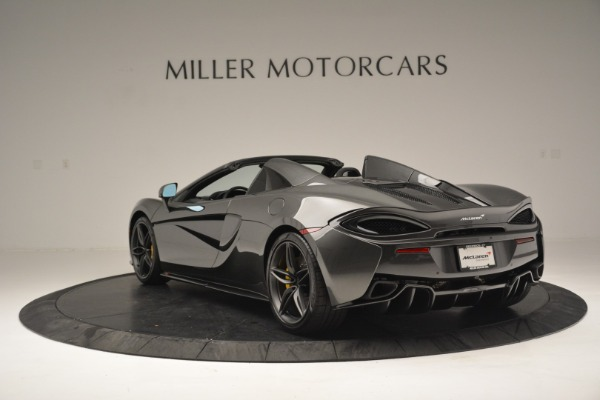 Used 2019 McLaren 570S Spider Convertible for sale $189,990 at Pagani of Greenwich in Greenwich CT 06830 5