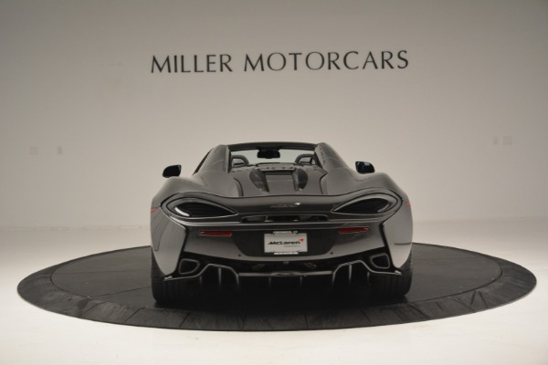 Used 2019 McLaren 570S Spider Convertible for sale $189,990 at Pagani of Greenwich in Greenwich CT 06830 6
