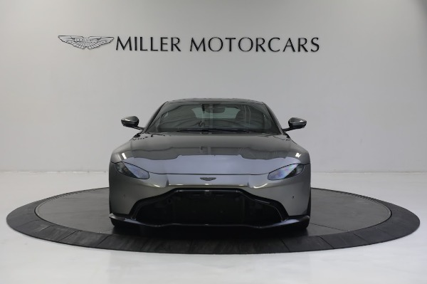 New 2019 Aston Martin Vantage V8 for sale Sold at Pagani of Greenwich in Greenwich CT 06830 11