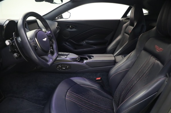 New 2019 Aston Martin Vantage V8 for sale Sold at Pagani of Greenwich in Greenwich CT 06830 14