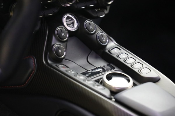 New 2019 Aston Martin Vantage V8 for sale Sold at Pagani of Greenwich in Greenwich CT 06830 20