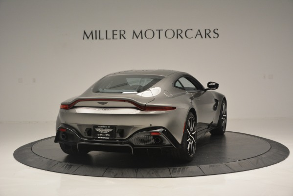 New 2019 Aston Martin Vantage V8 for sale Sold at Pagani of Greenwich in Greenwich CT 06830 7