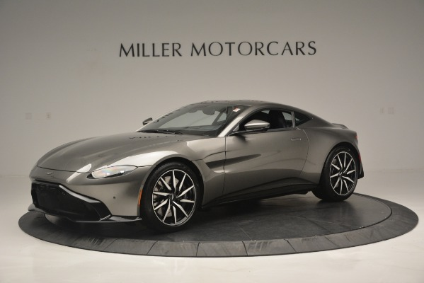 New 2019 Aston Martin Vantage V8 for sale Sold at Pagani of Greenwich in Greenwich CT 06830 1