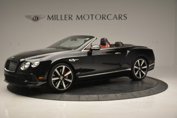 Used 2016 Bentley Continental GT V8 S for sale $149,900 at Pagani of Greenwich in Greenwich CT 06830 2