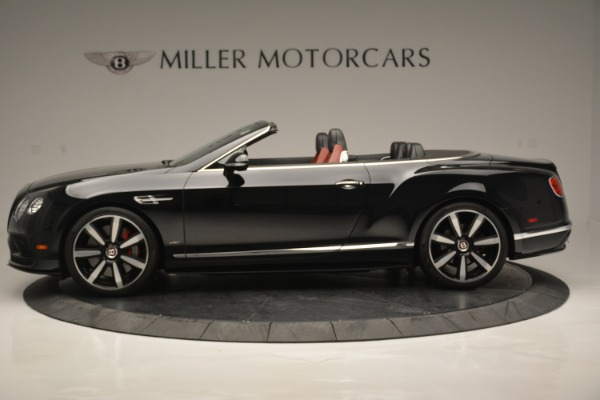 Used 2016 Bentley Continental GT V8 S for sale $149,900 at Pagani of Greenwich in Greenwich CT 06830 3
