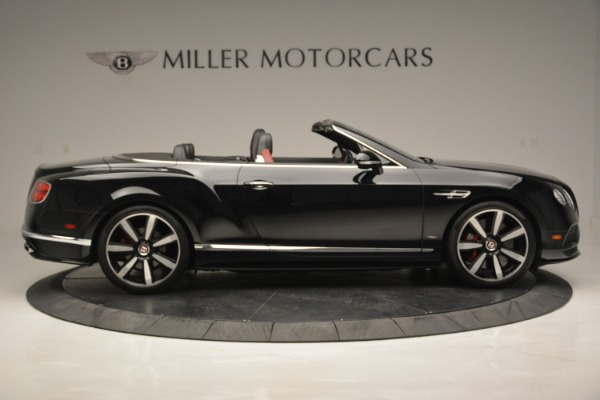 Used 2016 Bentley Continental GT V8 S for sale $149,900 at Pagani of Greenwich in Greenwich CT 06830 9