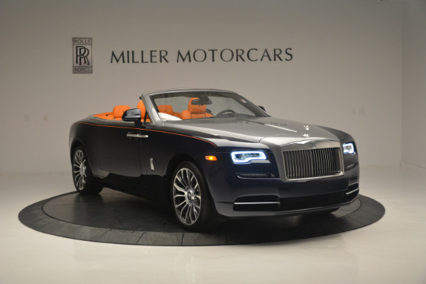 New 2019 Rolls-Royce Dawn for sale Sold at Pagani of Greenwich in Greenwich CT 06830 11