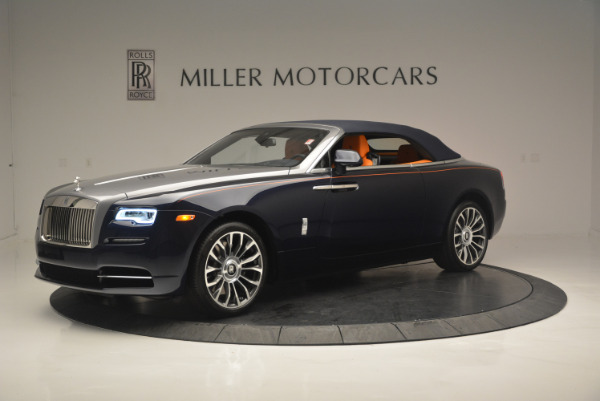New 2019 Rolls-Royce Dawn for sale Sold at Pagani of Greenwich in Greenwich CT 06830 15