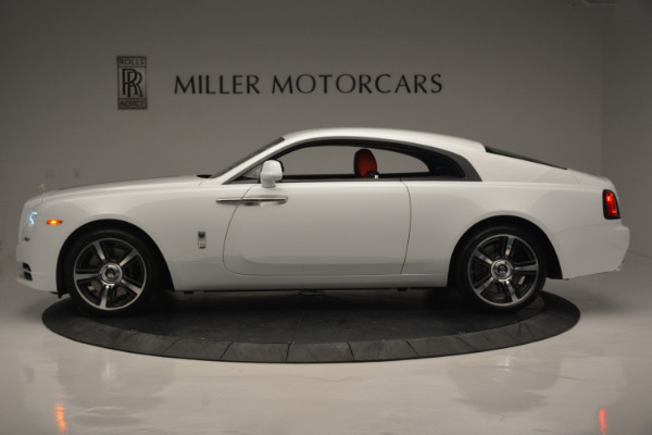 New 2019 Rolls-Royce Wraith for sale Sold at Pagani of Greenwich in Greenwich CT 06830 2