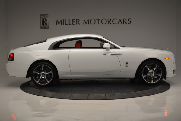 New 2019 Rolls-Royce Wraith for sale Sold at Pagani of Greenwich in Greenwich CT 06830 6