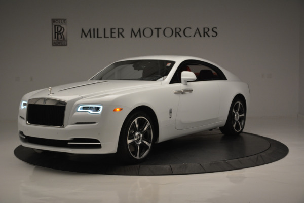New 2019 Rolls-Royce Wraith for sale Sold at Pagani of Greenwich in Greenwich CT 06830 1