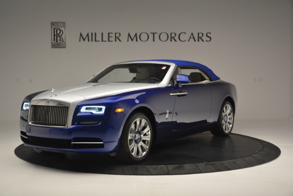 New 2019 Rolls-Royce Dawn for sale Sold at Pagani of Greenwich in Greenwich CT 06830 9