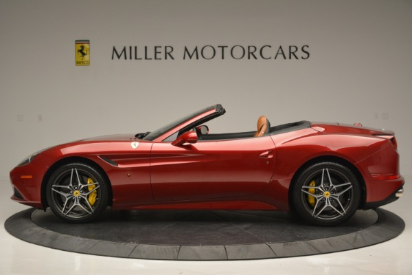 Used 2016 Ferrari California T for sale Sold at Pagani of Greenwich in Greenwich CT 06830 3