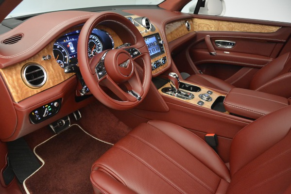 New 2019 Bentley Bentayga V8 for sale Sold at Pagani of Greenwich in Greenwich CT 06830 17
