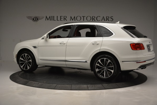 New 2019 Bentley Bentayga V8 for sale Sold at Pagani of Greenwich in Greenwich CT 06830 4