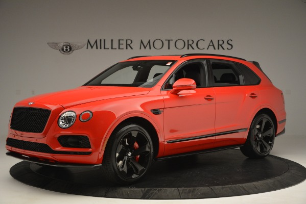 New 2019 BENTLEY Bentayga V8 for sale Sold at Pagani of Greenwich in Greenwich CT 06830 2