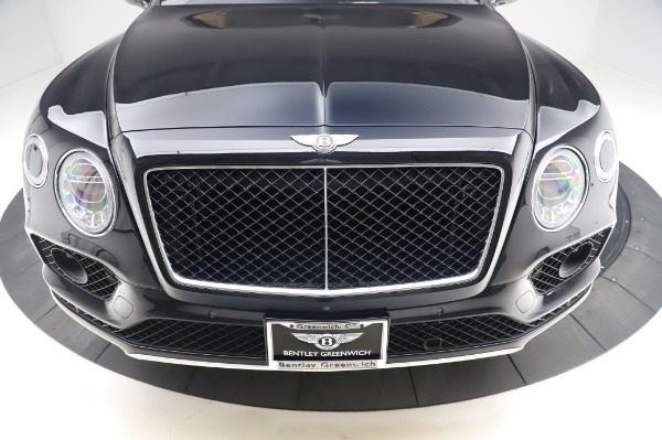Used 2019 Bentley Bentayga V8 for sale Sold at Pagani of Greenwich in Greenwich CT 06830 13