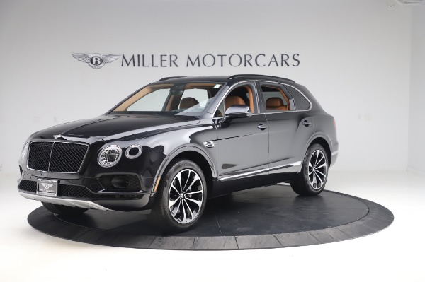 Used 2019 Bentley Bentayga V8 for sale Sold at Pagani of Greenwich in Greenwich CT 06830 2