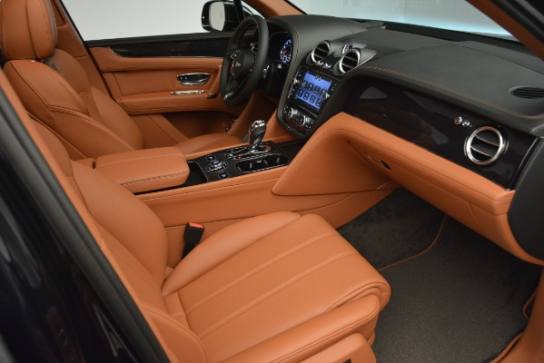 Used 2019 Bentley Bentayga V8 for sale Sold at Pagani of Greenwich in Greenwich CT 06830 24
