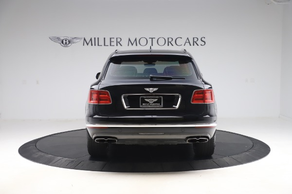 Used 2019 Bentley Bentayga V8 for sale Sold at Pagani of Greenwich in Greenwich CT 06830 6