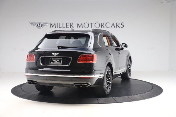 Used 2019 Bentley Bentayga V8 for sale Sold at Pagani of Greenwich in Greenwich CT 06830 7