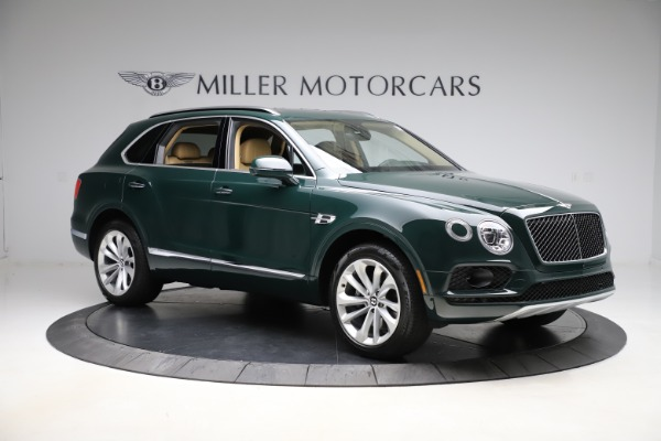Used 2019 Bentley Bentayga V8 for sale $163,900 at Pagani of Greenwich in Greenwich CT 06830 11