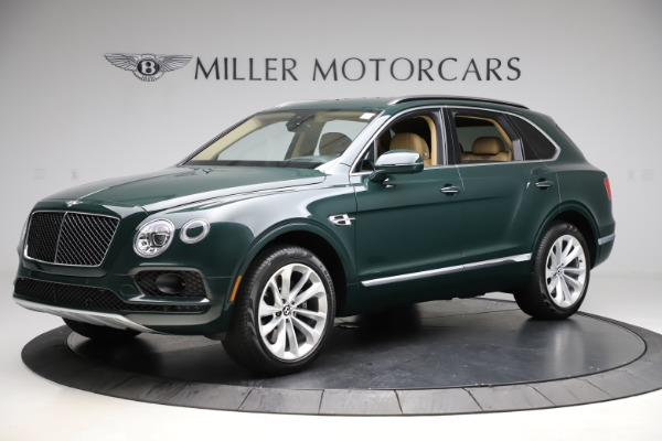 Used 2019 Bentley Bentayga V8 for sale $163,900 at Pagani of Greenwich in Greenwich CT 06830 2