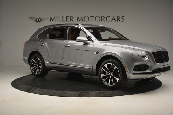 Used 2019 Bentley Bentayga V8 for sale Sold at Pagani of Greenwich in Greenwich CT 06830 10