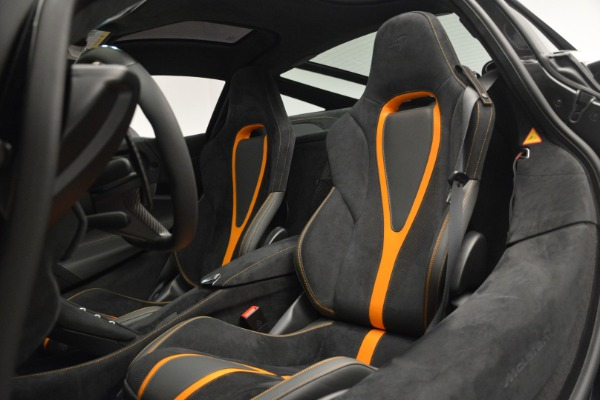 Used 2019 McLaren 720S Coupe for sale Sold at Pagani of Greenwich in Greenwich CT 06830 17