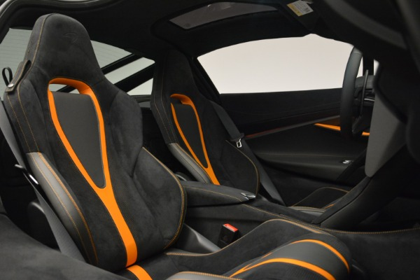 Used 2019 McLaren 720S Coupe for sale Sold at Pagani of Greenwich in Greenwich CT 06830 19