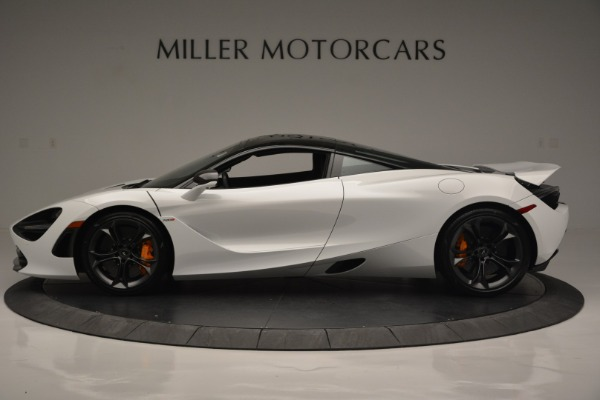 Used 2019 McLaren 720S Coupe for sale Sold at Pagani of Greenwich in Greenwich CT 06830 3