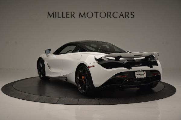 Used 2019 McLaren 720S Coupe for sale Sold at Pagani of Greenwich in Greenwich CT 06830 5