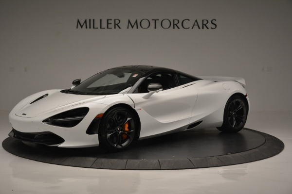 Used 2019 McLaren 720S Coupe for sale Sold at Pagani of Greenwich in Greenwich CT 06830 1