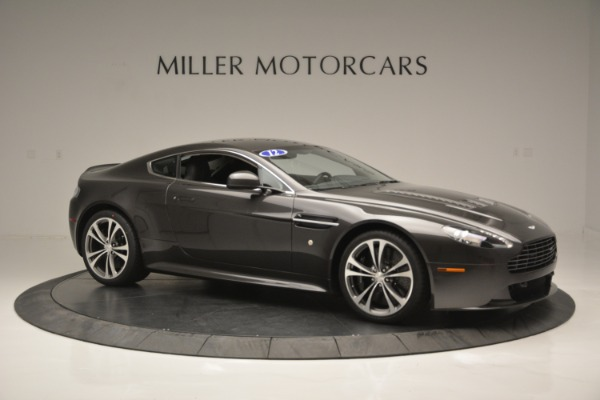 Used 2012 Aston Martin V12 Vantage Coupe for sale Sold at Pagani of Greenwich in Greenwich CT 06830 10