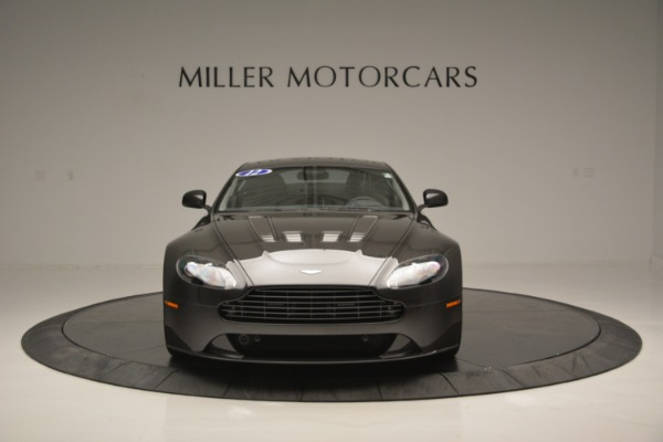Used 2012 Aston Martin V12 Vantage Coupe for sale Sold at Pagani of Greenwich in Greenwich CT 06830 12