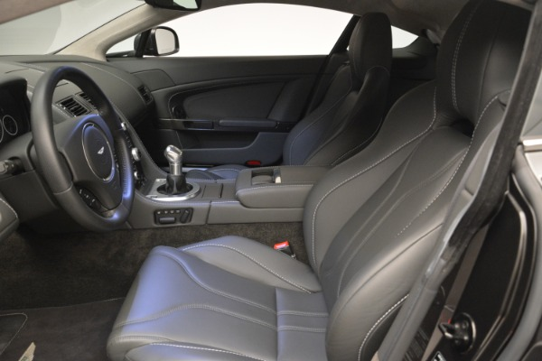 Used 2012 Aston Martin V12 Vantage Coupe for sale Sold at Pagani of Greenwich in Greenwich CT 06830 13