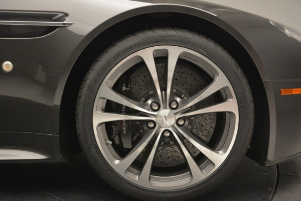Used 2012 Aston Martin V12 Vantage Coupe for sale Sold at Pagani of Greenwich in Greenwich CT 06830 19