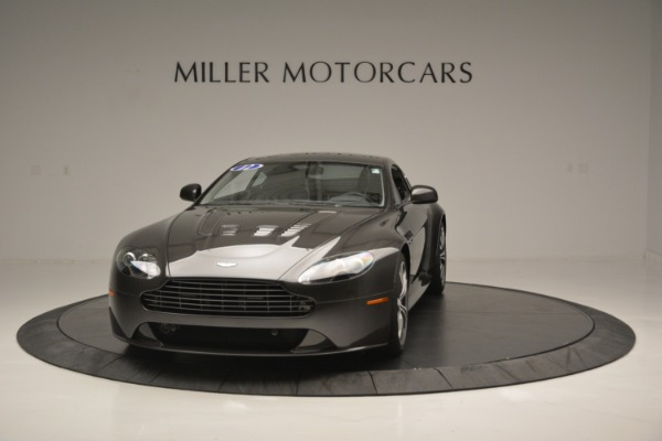 Used 2012 Aston Martin V12 Vantage Coupe for sale Sold at Pagani of Greenwich in Greenwich CT 06830 2