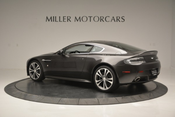 Used 2012 Aston Martin V12 Vantage Coupe for sale Sold at Pagani of Greenwich in Greenwich CT 06830 4