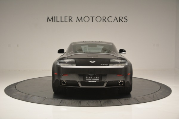 Used 2012 Aston Martin V12 Vantage Coupe for sale Sold at Pagani of Greenwich in Greenwich CT 06830 6