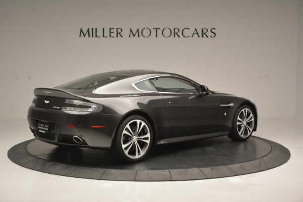 Used 2012 Aston Martin V12 Vantage Coupe for sale Sold at Pagani of Greenwich in Greenwich CT 06830 8