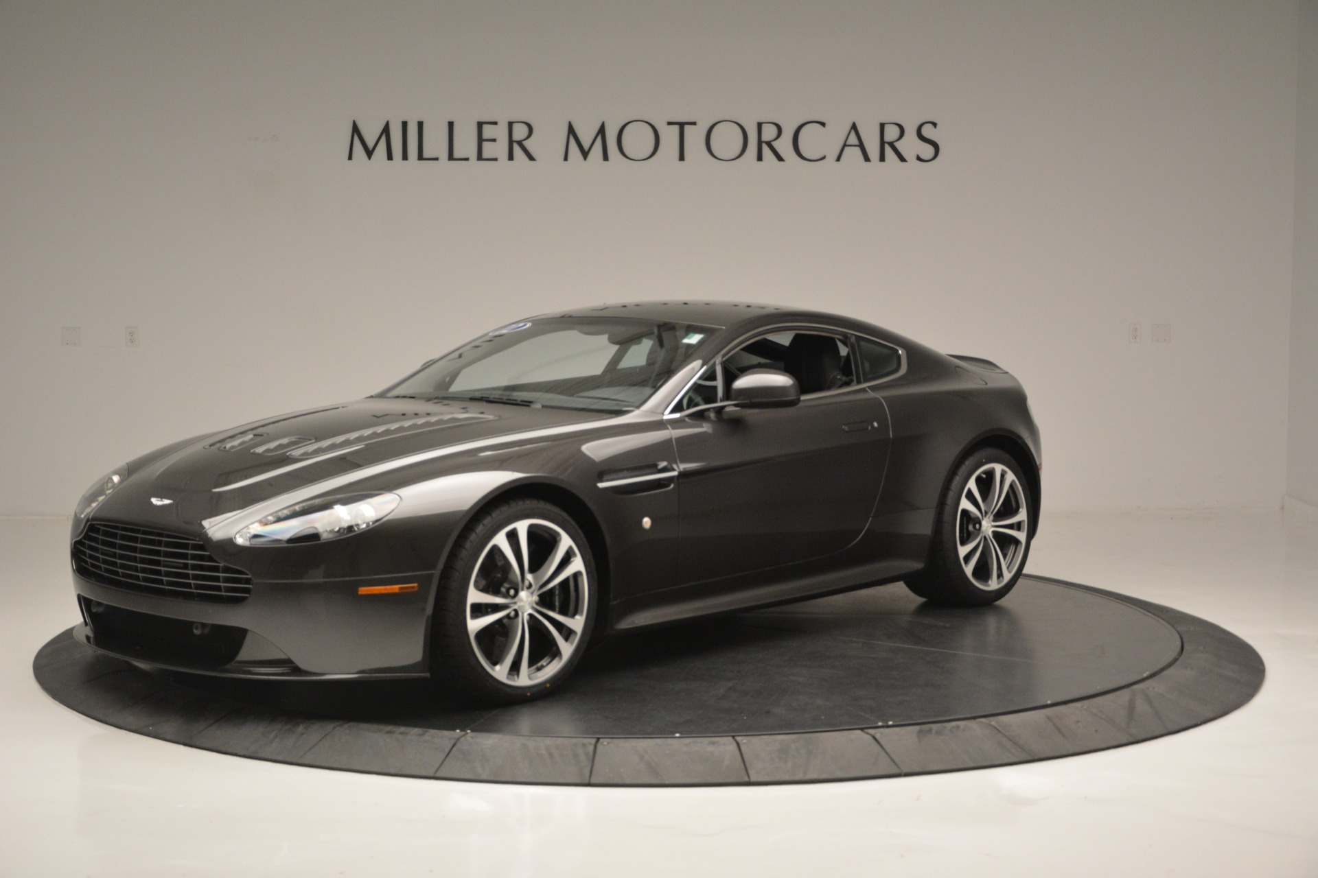 Used 2012 Aston Martin V12 Vantage Coupe for sale Sold at Pagani of Greenwich in Greenwich CT 06830 1