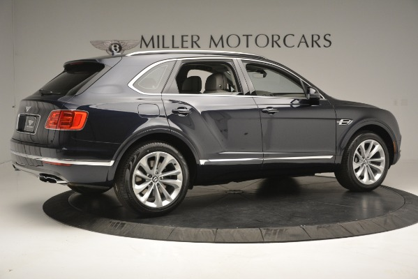 New 2019 Bentley Bentayga V8 for sale Sold at Pagani of Greenwich in Greenwich CT 06830 8