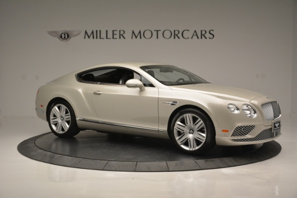 Used 2016 Bentley Continental GT W12 for sale $127,900 at Pagani of Greenwich in Greenwich CT 06830 10