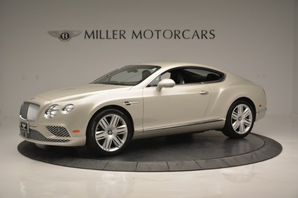 Used 2016 Bentley Continental GT W12 for sale $127,900 at Pagani of Greenwich in Greenwich CT 06830 2